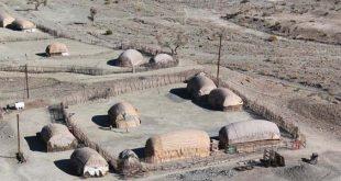 جنوب استان کرمان قلعه گنج ماه عسل مستکبران