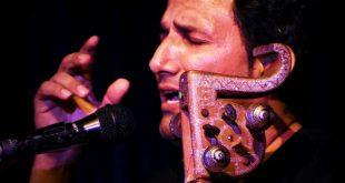 خواننده مشهور جنوبی غلامحسین نظری