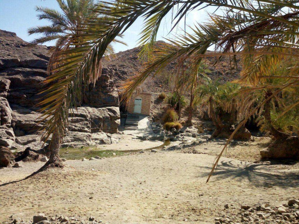زیارت قدیمی در جنوب کرمان