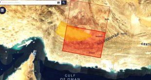 ماهوارهای سری سنتینل آموزش ویدیویی دانلود تصاویر سنتینل 1