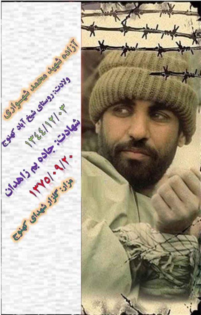 محمد شهسواری شهید کهنوجی
