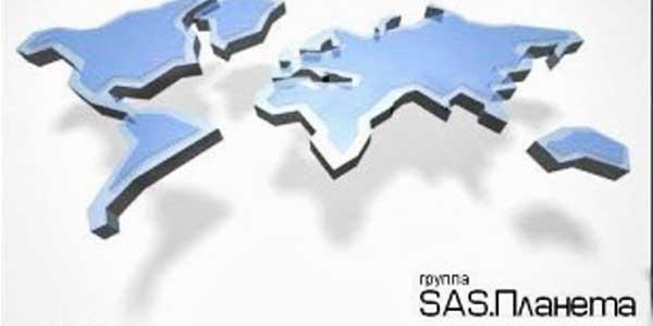برنامه ژئورفرنس کردن دانلود نسخه جدید برنامه SAS Planet