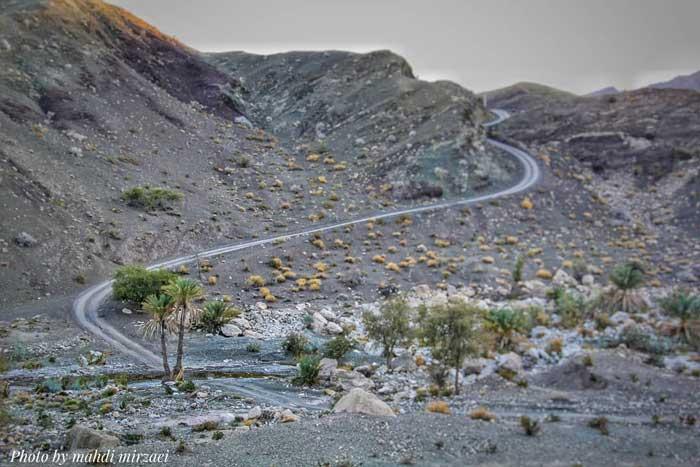 تصاویر طبیعت روستای گرو